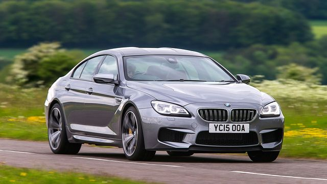 New Used Bmw 6 Series Gran Coupe Cars For Sale Autotrader