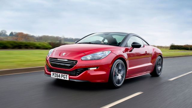 New Used Peugeot Rcz Cars For Sale Autotrader
