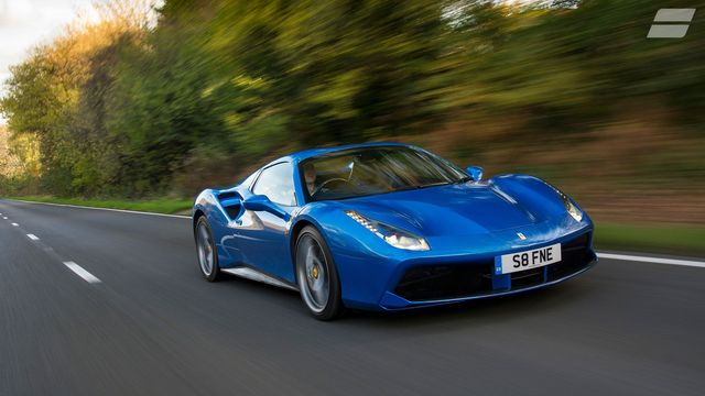 New Used Ferrari 488 Cars For Sale Autotrader
