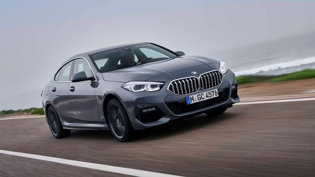 New Used Bmw 2 Series Gran Coupe Cars For Sale Autotrader