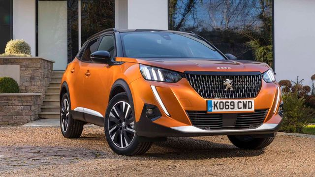 New Used Peugeot 2008 Cars For Sale Autotrader