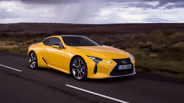 New Used Lexus Lc 500 Cars For Sale Autotrader