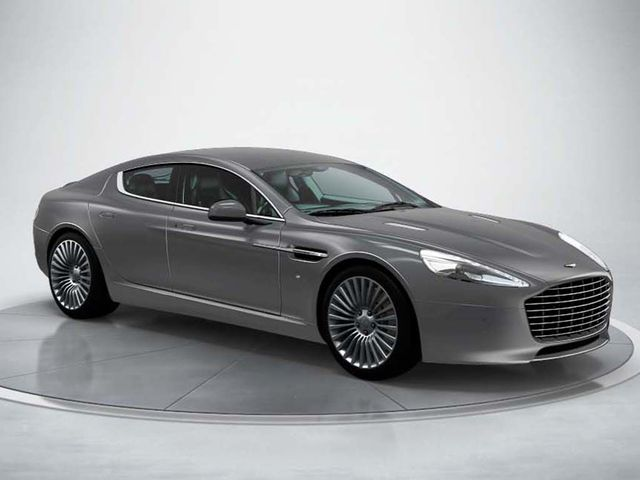 New Used Aston Martin Rapide S Cars For Sale Autotrader