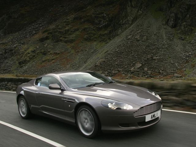 New Used Aston Martin Db9 Cars For Sale Autotrader