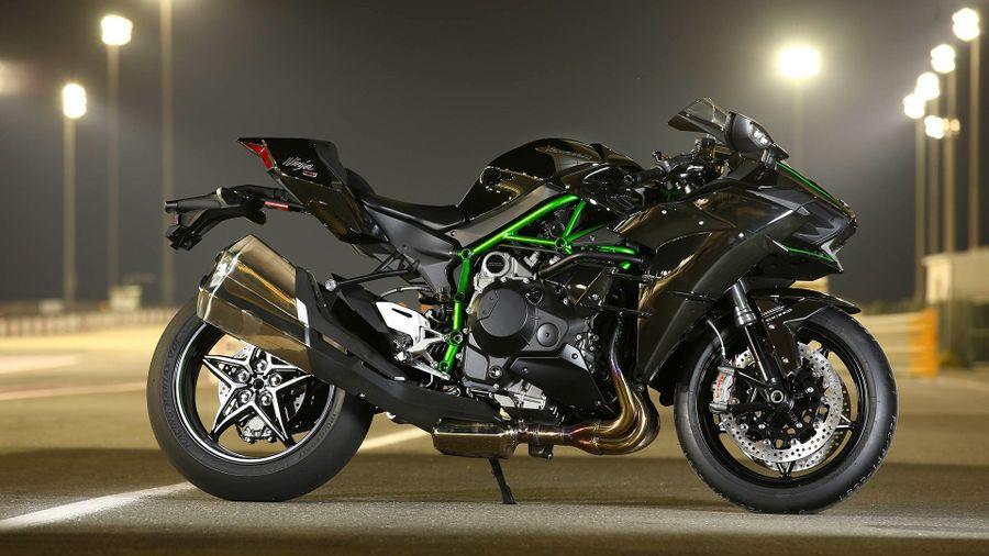 Kawasaki Ninja H2 (2015 - ) expert review