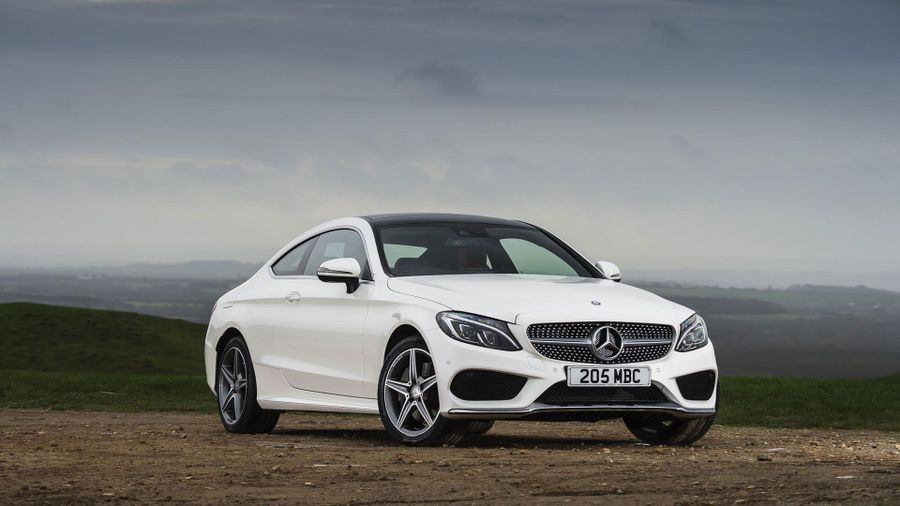2016 Mercedes C-Class Coupe