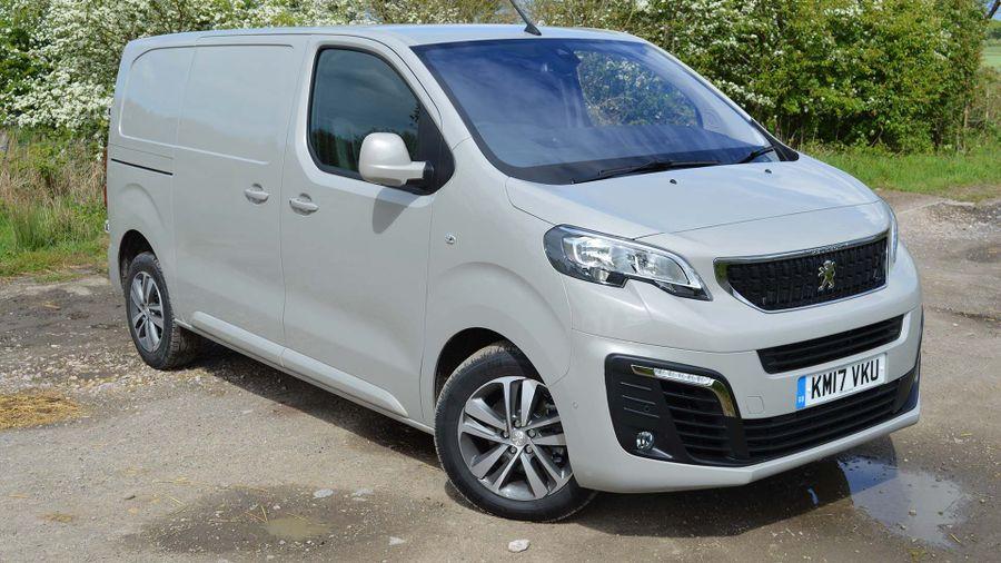 2016 Peugeot Expert van