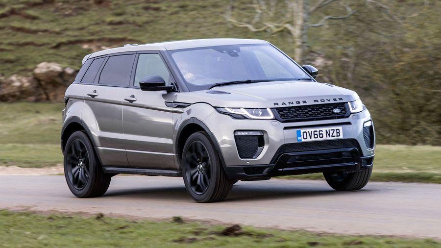 Range Rover Evoque exterior