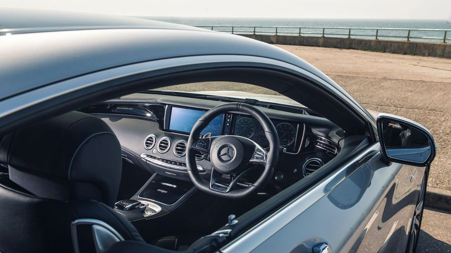 2015 Mercedes Benz S63 AMG Coupe