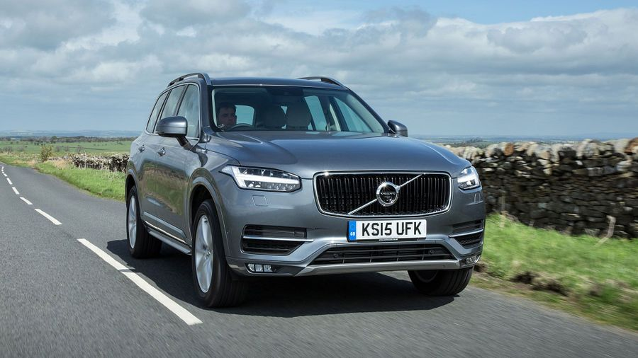 Volvo Xc90 Suv 2014 Review Auto Trader Uk
