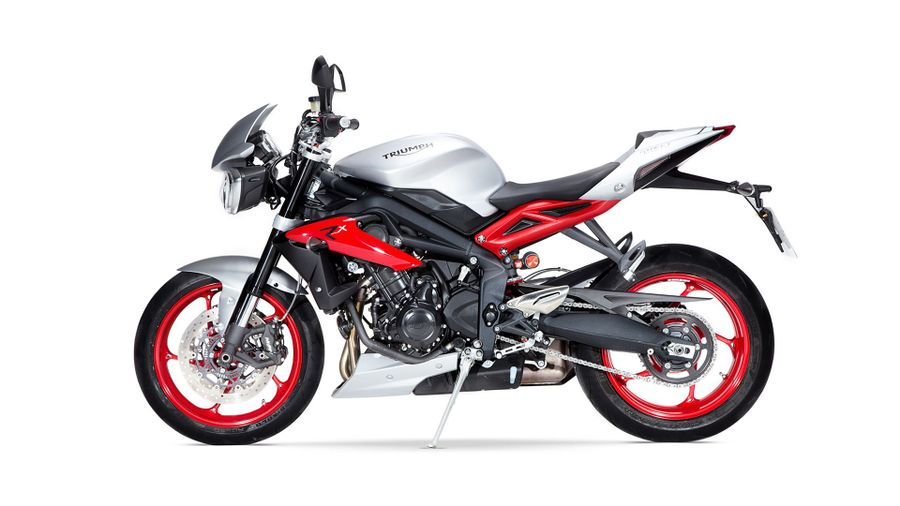 Triumph Street Triple Rx Naked 2015 Review Auto Trader Uk
