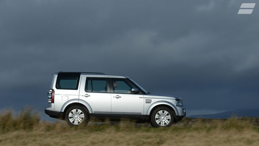 Land Rover Discovery running costs