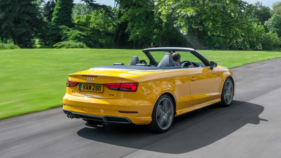 2016 Audi A3 Cabriolet running costs