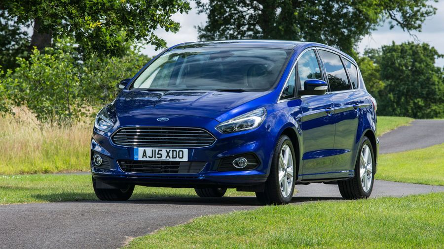 2015 Ford S-Max exterior