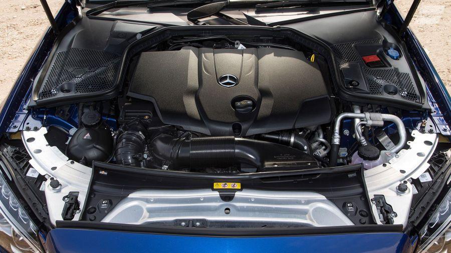2016 Mercedes C-Class Cabriolet
