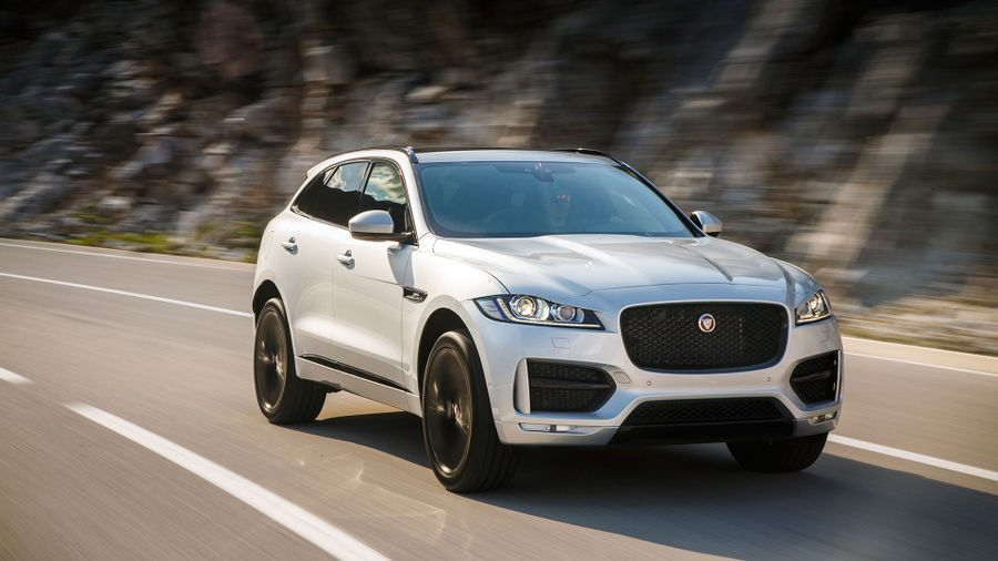 Jaguar F Pace Suv 2016 Review Auto Trader Uk