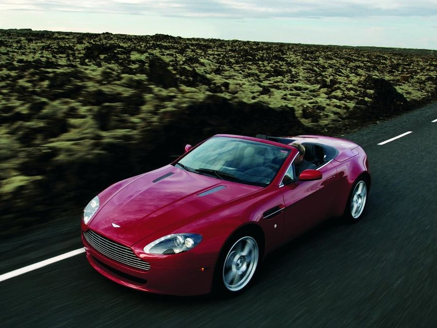 Aston Martin V8 Vantage Roadster Convertible View Gallery The Auto Trader Expert