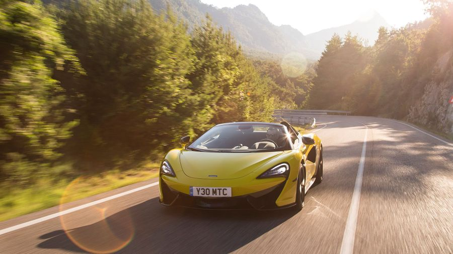 mclaren 570s convertible (2019 - ) review | auto trader uk