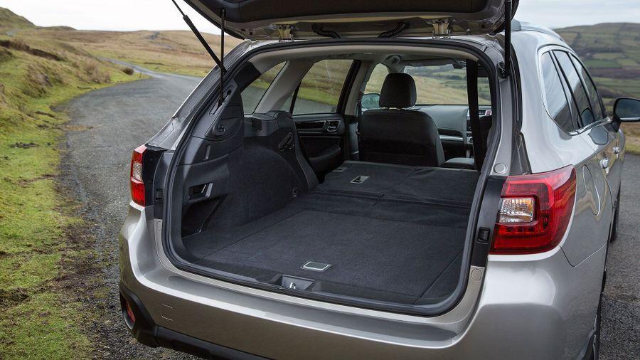 Subaru Outback practicality