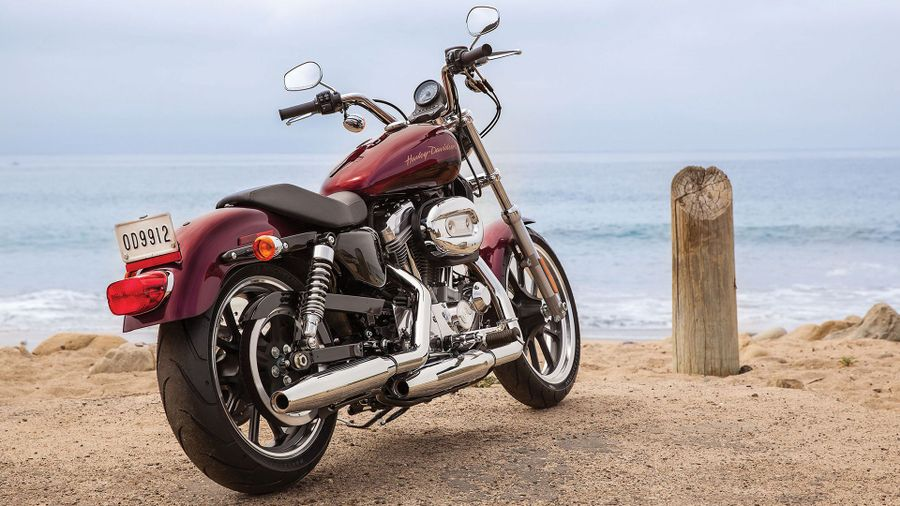 2013 Harley-Davidson 883 Sportster review