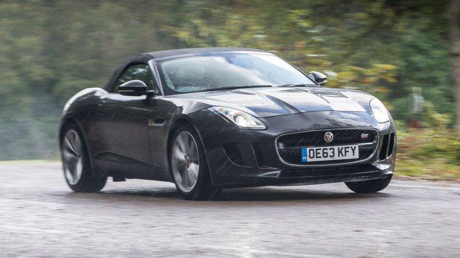Jaguar F-Type performance