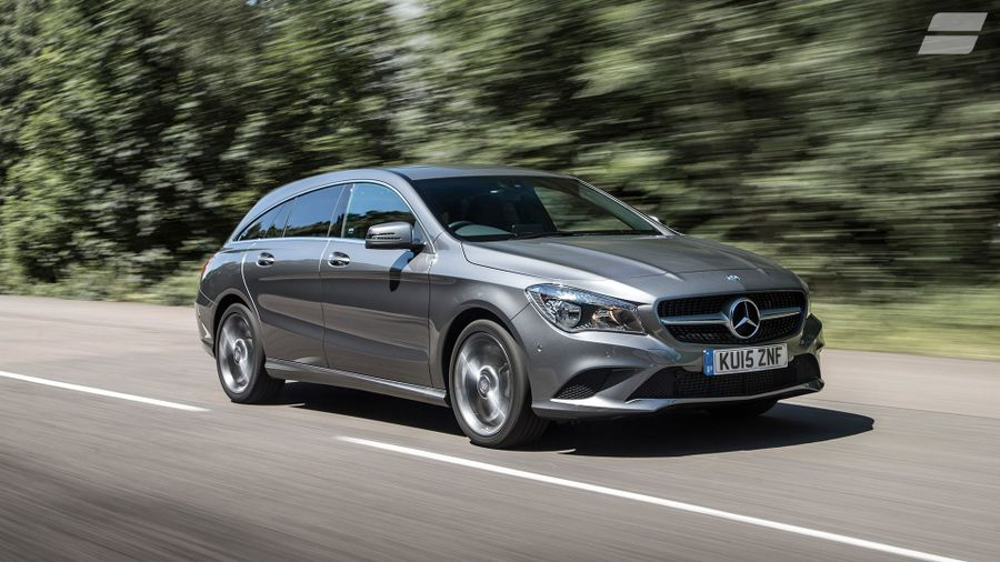 Mercedes CLA Shooting Brake Running Costs