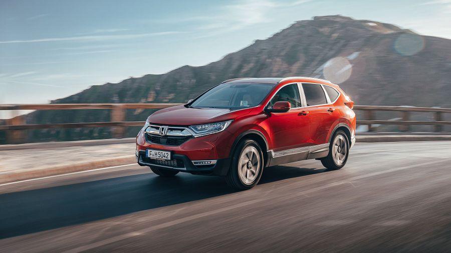 Elegant 2018 Honda CR V