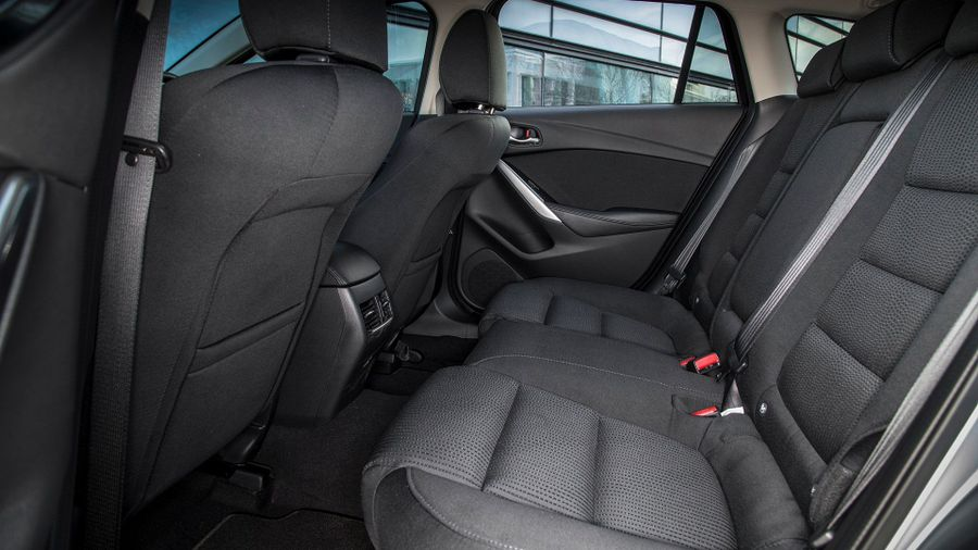 Mazda 6 Tourer practicality