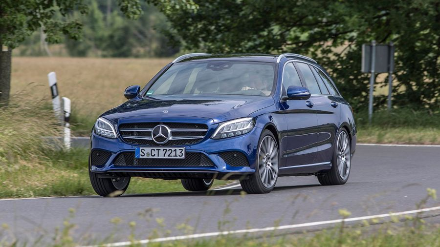 Mercedes Benz C Class Estate 2018 Review Auto Trader Uk