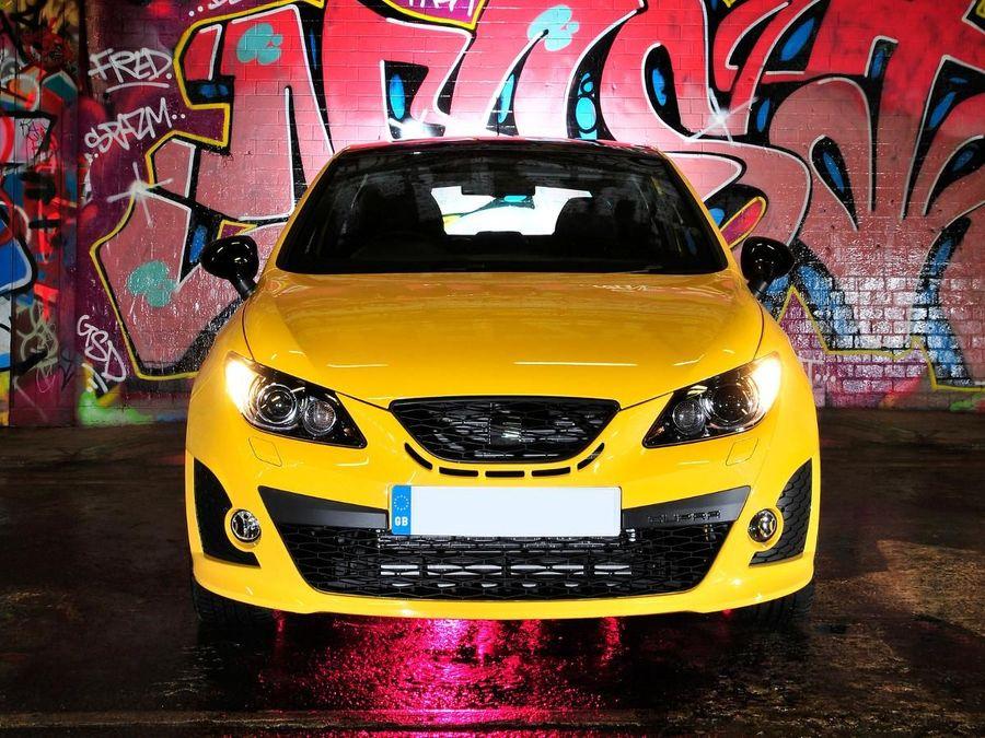 Seat Ibiza SC Cupra hatchback