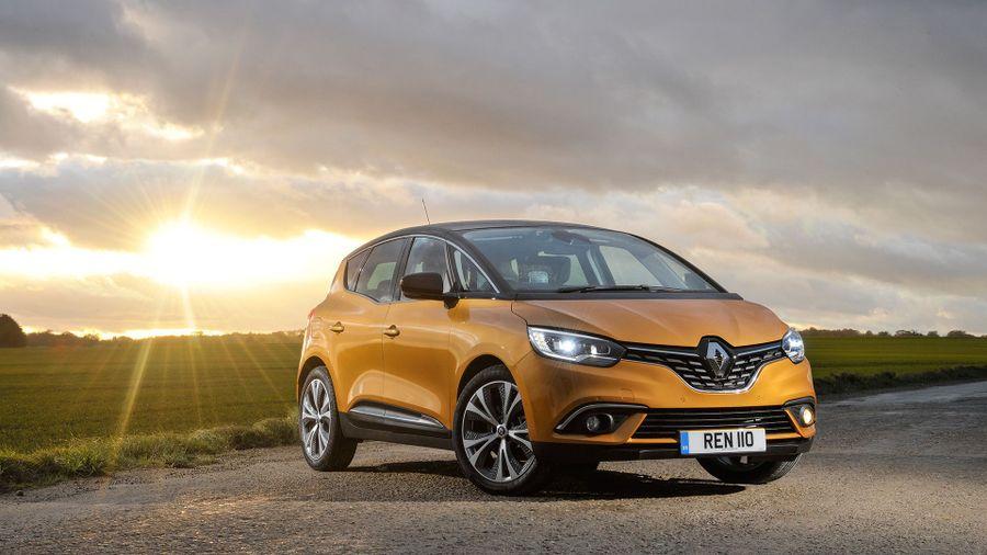 Renault Scenic exterior