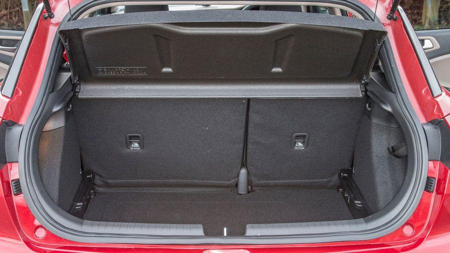 Hyundai i20 hatchback versatility