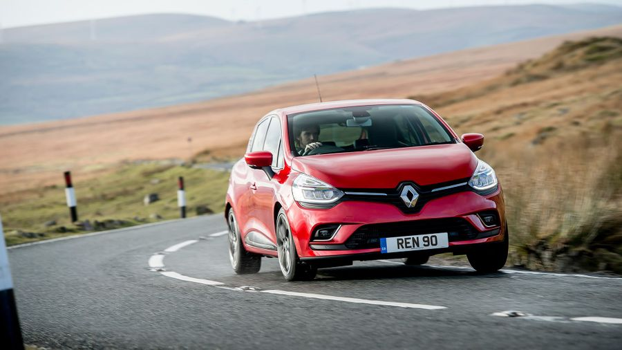 2016 Renault Clio reliability