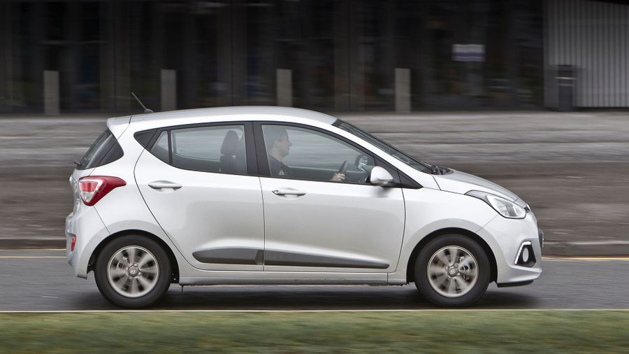 Hyundai i10 performance