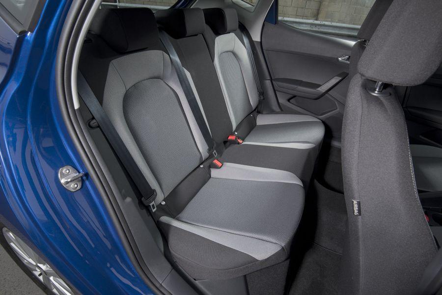 2017 Seat Ibiza practicality