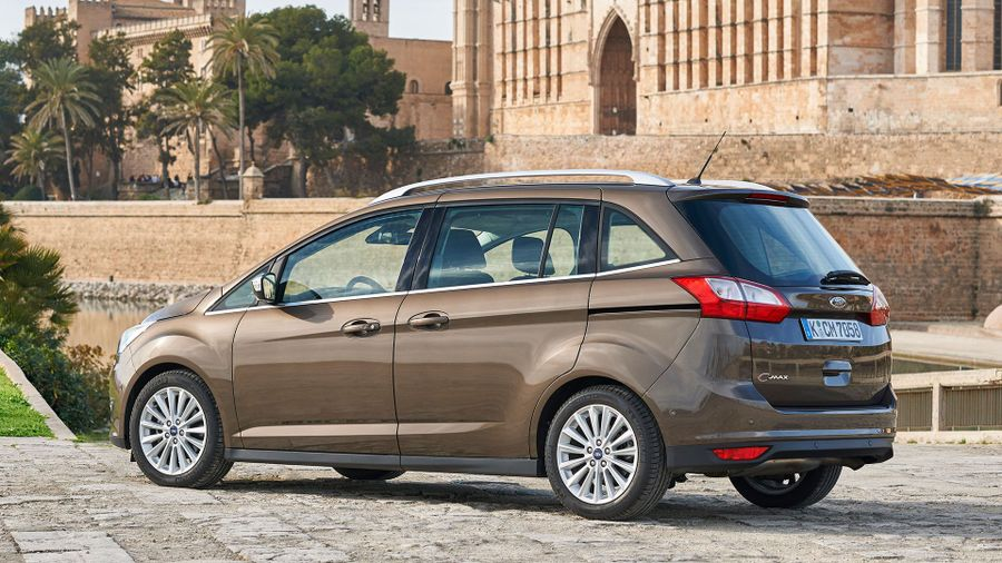 2015 Ford Grand C-Max safety