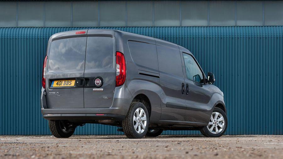 Fiat Doblo Panel Van
