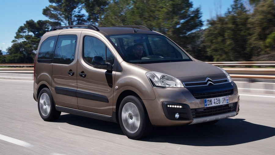 091e0efa87b8aa The 2015 Citroen Berlingo Multispace is a robust and practical MPV
