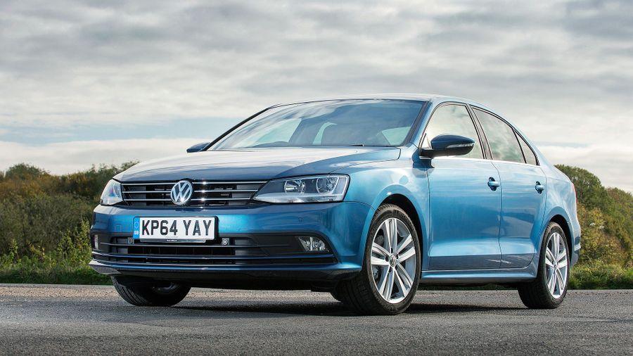 Volkswagen Jetta exterior