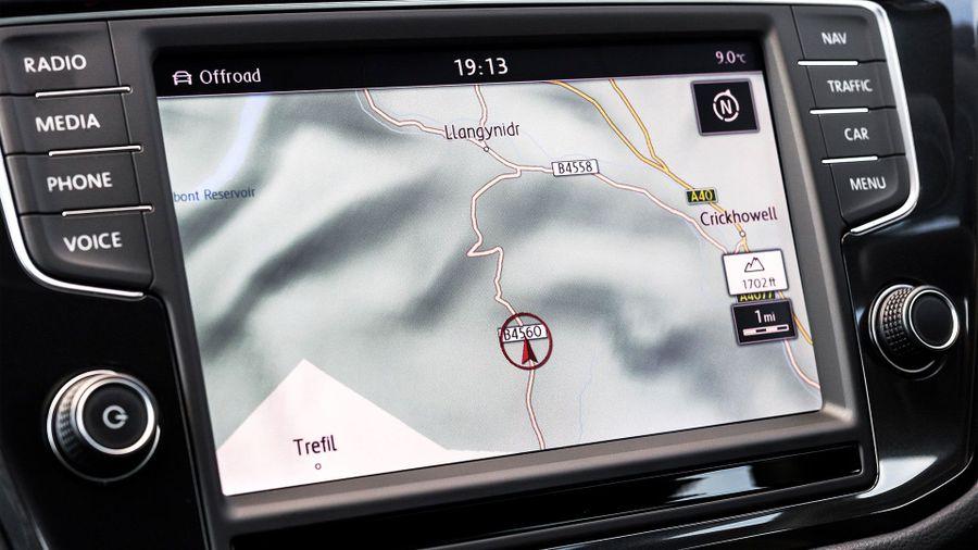 2016 Volkswagen Tiguan kit