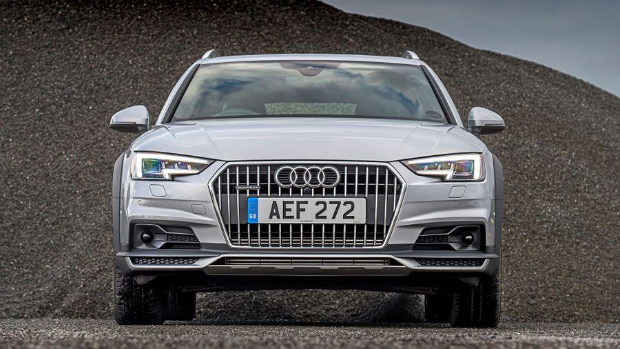 2016 Audi A4 allroad exterior