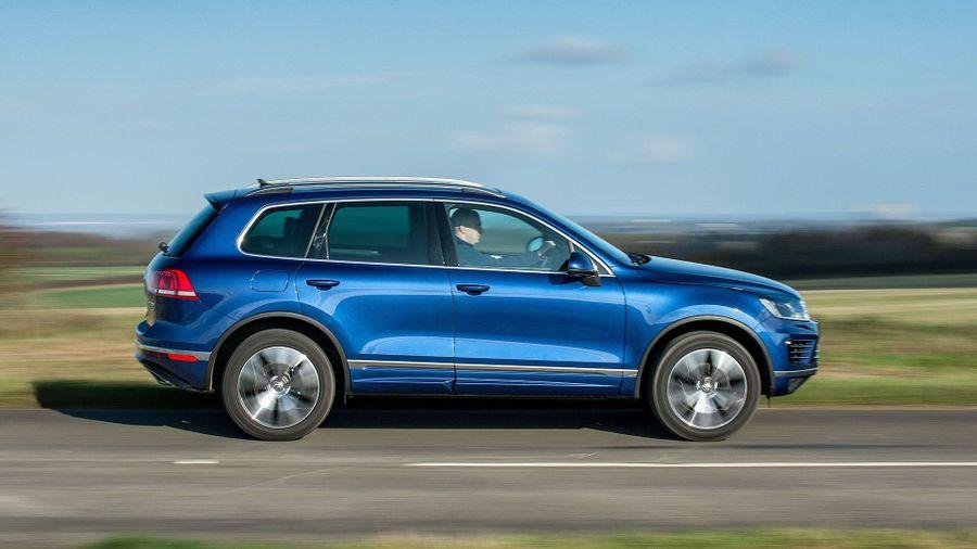 Volkswagen Touareg performance
