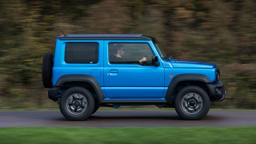 Suzuki Jimny SUV (2018 - ) review | Auto Trader UK