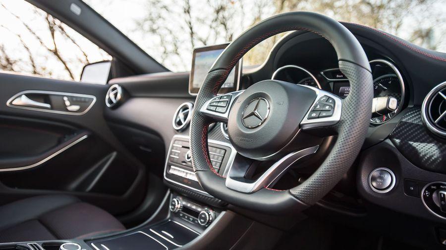 2015 Mercedes A-Class