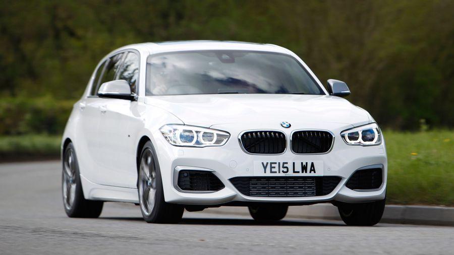 BMW 1 Series handling