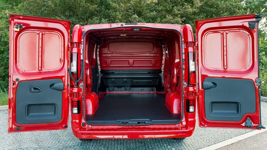 Vauxhall Vivaro panel van