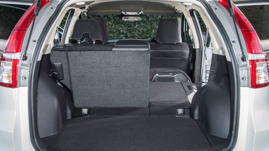 Honda CR-V practicality