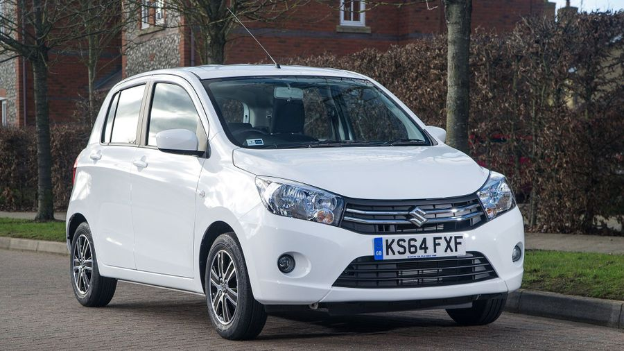 Suzuki Celerio running costs