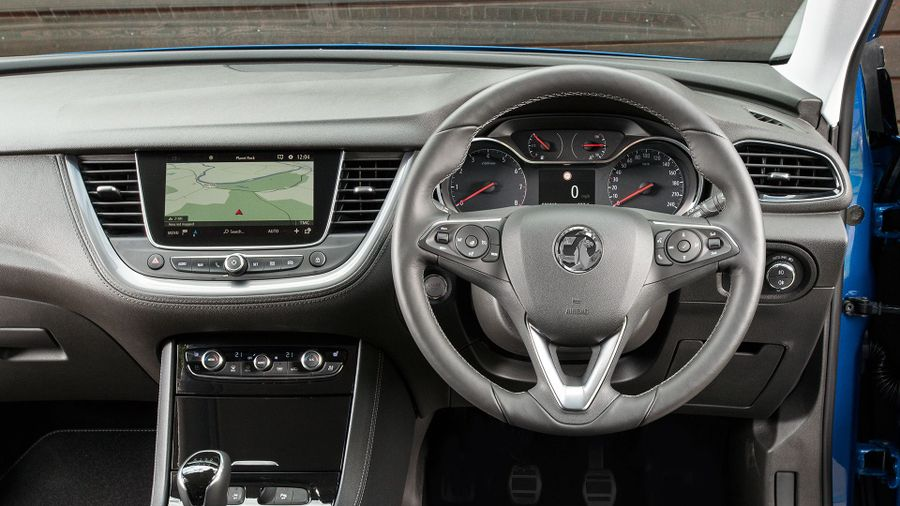 Vauxhall Grandland X 2017