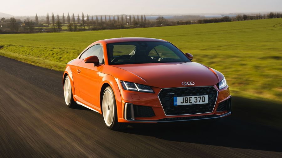 audi tt coupe 2019 review auto trader uk. Black Bedroom Furniture Sets. Home Design Ideas